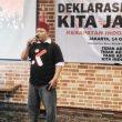 Deklarasi KITA Jakarta dan Bagi-bagi Sembako untuk Masyarakat