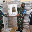 Pastikan Kesiapan Pilkada, Danrem 162/WB Cek Logistik di Gudang KPU Kota Mataram