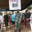 Kompak, Danrem 162/WB Bersama KPUD NTB Cek Kondisi Logistik Kota Mataram