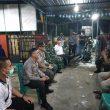 Pasca Pemungutan Dan Penghitungan Suara Pilkada Sumbawa, TNI-Polri Gelar Patroli Dan Silaturrahmi Dengan Paslon