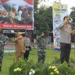 TNI Polri di NTB Distribusikan Bansos Untuk Masyarakat Kurang Mampu
