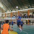 Danrem 162/WB Buka Pekan Olahraga Satgas Zeni TNI Percepatan Rehab Rekon NTB.