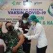 Vaksinasi Covid-19 Perdana di NTB, Ini Kata Danrem 162/WB