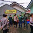 Wakapolres Metro Jakarta Barat Bersama Tiga Pilar Tinjau Kampung Tangguh Jaya