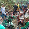 Dandim 1608/Bima Terjunkan Personel Mencari Warga Desa Pandai Yang Dilaporkan Hilang