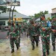 """Gelar Riksiapops Satgas Pamtas Yonif 742/SWY, Asops Panglima TNI Tekankan """"Berangkat Dengan Kehormatan dan Kembali Dengan Kebanggaan"""""""