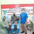 Peringati HUT Ke-60, Korem 162/WB Gelar Donor Darah Dan Donor Plasma Konvalesen Penyitas Covid-19