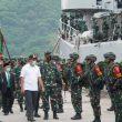Gubernur NTB Lepas Satgas Yonif 742/SWY Laksanakan Tugas Pamtas RI-RDTL