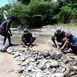 Bantu Petani, Personel Satgas Pamtas Sektor Timur Bahu Membahu Bangun Saluran Irigasi