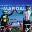 Bangkitkan Wisata Mandalika, Danrem 162/WB Apresiasi Fun Bike PT. Citilink Indonesia di Kawasan Mandalika