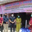 Polisi Sayang Anak Yatim, Polda Banten Salurkan Puluhan Paket Sembako dan Masker Kepada Anak-anak di Rumah Yatim dan Dhuafa