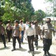 Wakapolres Sergai Resmikan Kampung Tangguh Desa Tapak Meriah Kecamatan Silinda