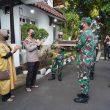 Sambut Hari Bahagia Rumah Kapolda Banten di Kunjungi Danrem 064/MY