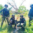 Pos Mota'ain Gagalkan Penyelundupan Barang Elektronik Ke Timor Leste