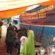 Dapur Lapangan TNI AD Siap Suplai Makanan Untuk Korban Banjir di Bima