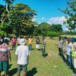 Hindari Pelanggaran Tapal Batas, Sinergitas TNI Polri Berikan Sosialisasi Patok Batas Kepada Masyarakat