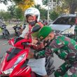Peduli Sesama, TNI Polri di Belu Berbagi Kebahagiaan di Bulan Ramadhan