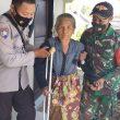 Kejar Target Vaksinasi Lansia, Batalyon Vaksinator Lombok Utara Gerak Cepat Jemput Bola hingga pelosok Dusun