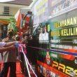 Kapolres Serdang Bedagai Launching Aplikasi Sergai Bertuah & Peresmian Bus Pelayanan Keliling Sergai Bertuah