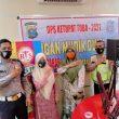 Sosialisasi Operasi Ketupat, Satlantas Polres Sergai Tal Show di Radio