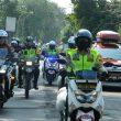 Kapolda Banten Pimpin Patroli ke Tempat Wisata Pantai Anyer