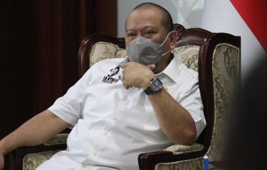 Kasus Covid-19 Melonjak, Ketua DPD RI Minta Sekolah Tatap Muka Ditunda