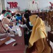 Dalam Rangka HUT Bhayangkara Ke-75, Polres Dan Pemkab Sergai Laksanakan Gebyar Vaksinasi Massal