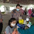 Cek Vaksin Pertama Di PRSU Medan Helvetia, Plt.Kabag Sumda Polrestabes Medan, Tempat Yang Nyaman Bagi Petugas Dan Masyarakat
