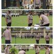 Kapolres Pimpin Sertijab Kasat Intel Polres Lombok utara